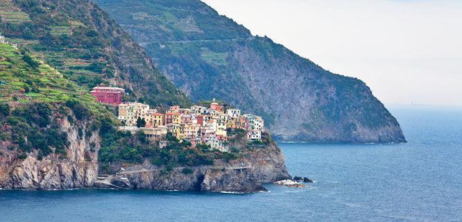 Corniglia (Cinque Terre), Italy