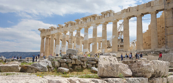 Greece Travel Guide By Rick Steves