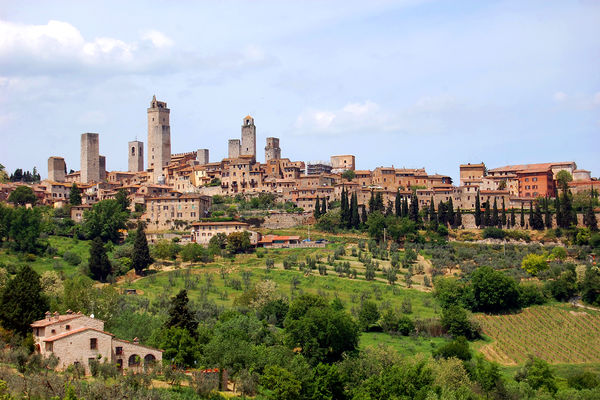 san gimignano tuscany 39 s powerful towerful town by rick. Black Bedroom Furniture Sets. Home Design Ideas