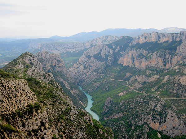 Le Grand Canyon du Verdon, France