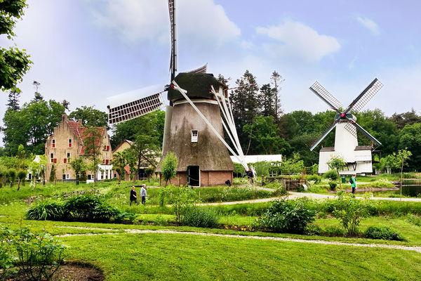 Netherlands Open-Air Folk Museum, Arnhem, Netherlands