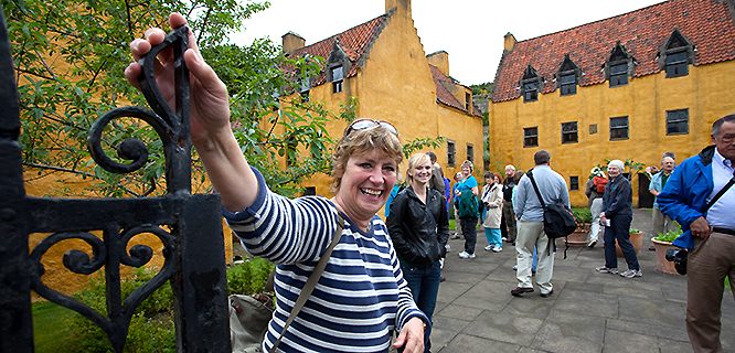 Culross Palace, Culross, Scotland