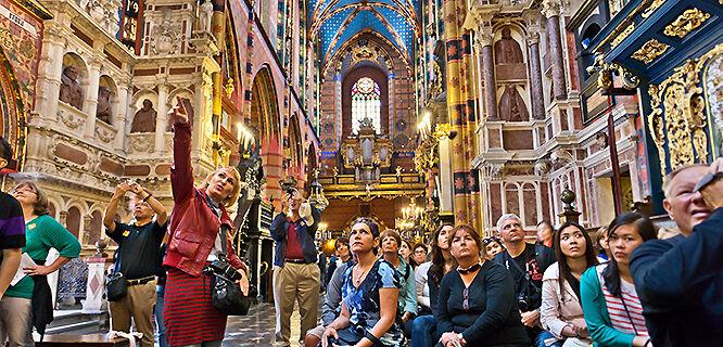 St. Mary's Church, Kraków, Poland