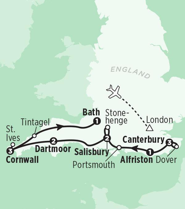Southern England Tour Rick Steves 2019 Tours