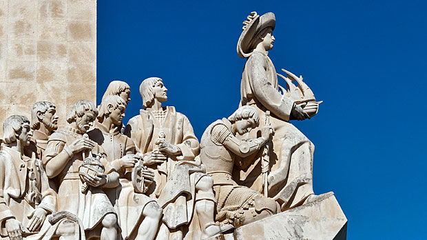 Monument to the Discoveries, Belém district, Lisbon, Portugal