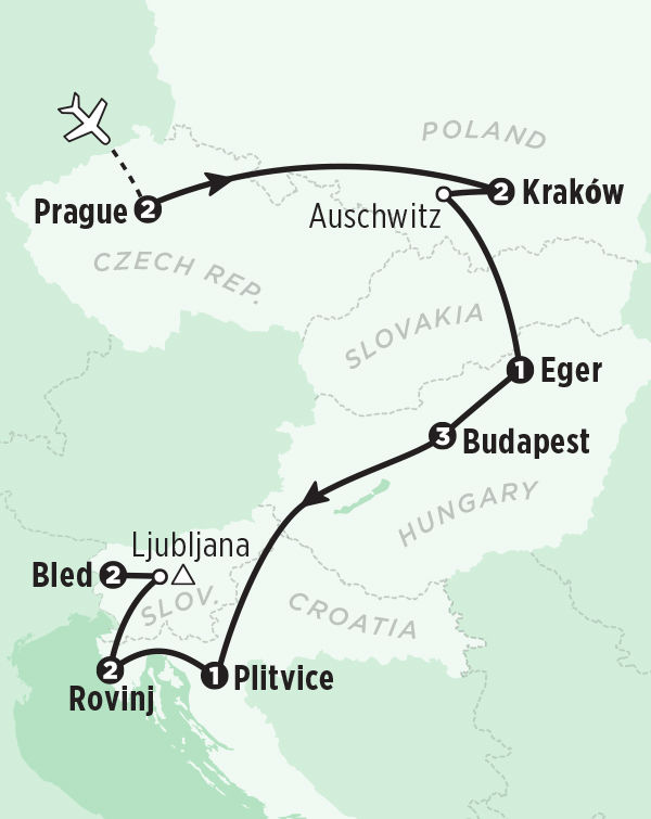Eastern Europe Vacation Package Rick Steves Tours - 5 gems that make slovenia the adventure capital of eastern europe