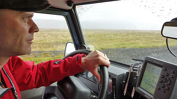 Driving tour, Iceland