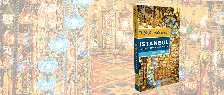 Rick Steves Istanbul Guidebook