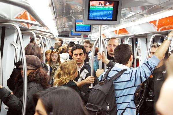 Metro Line A, Rome, Italy