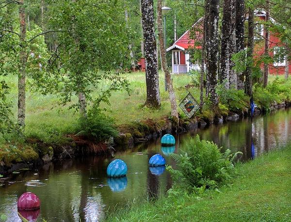 Transjö Hytta, near Kosta, Sweden