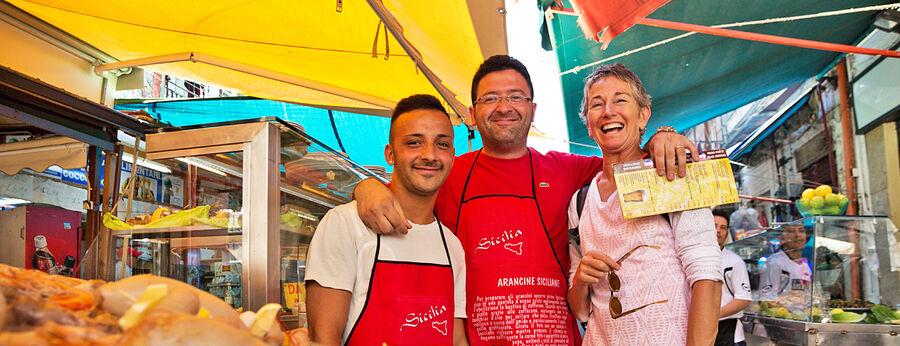 Ballarò Market, Palermo, Sicily