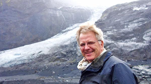 Rick Steves in Iceland
