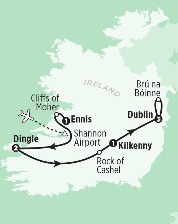 Heart of Ireland Tour - Rick Steves 2019 Tours