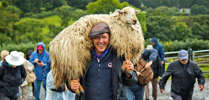 Tyn Llwyfan Farm, Wales