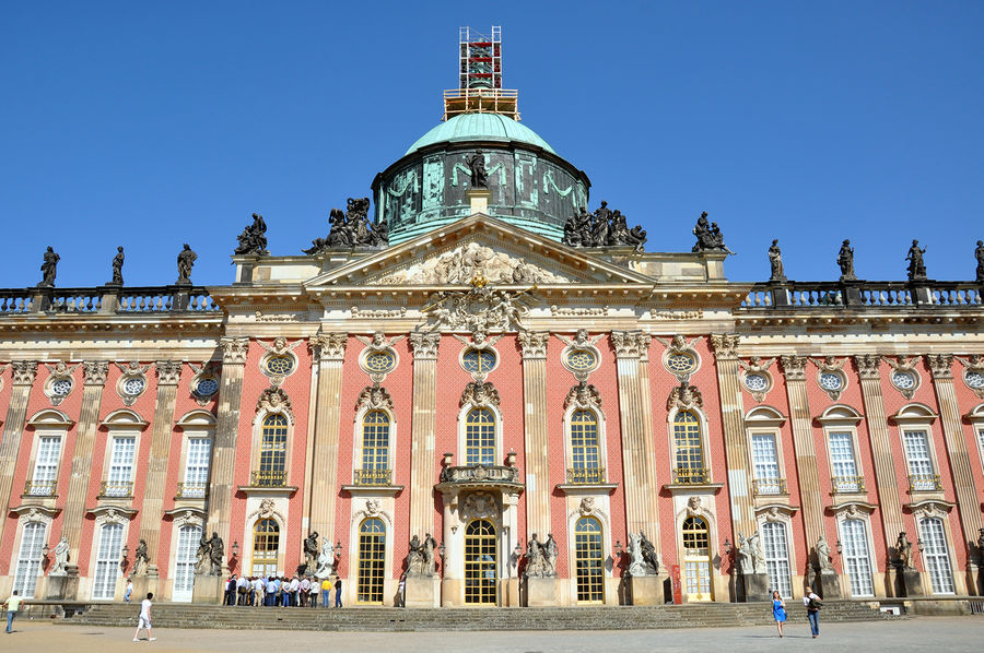 New Palace, Potsdam, Germany