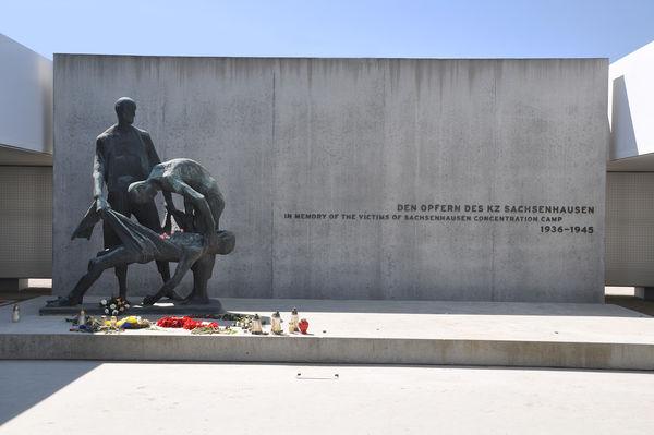 Sachsenhausen Memorial, Oranienburg, Germany