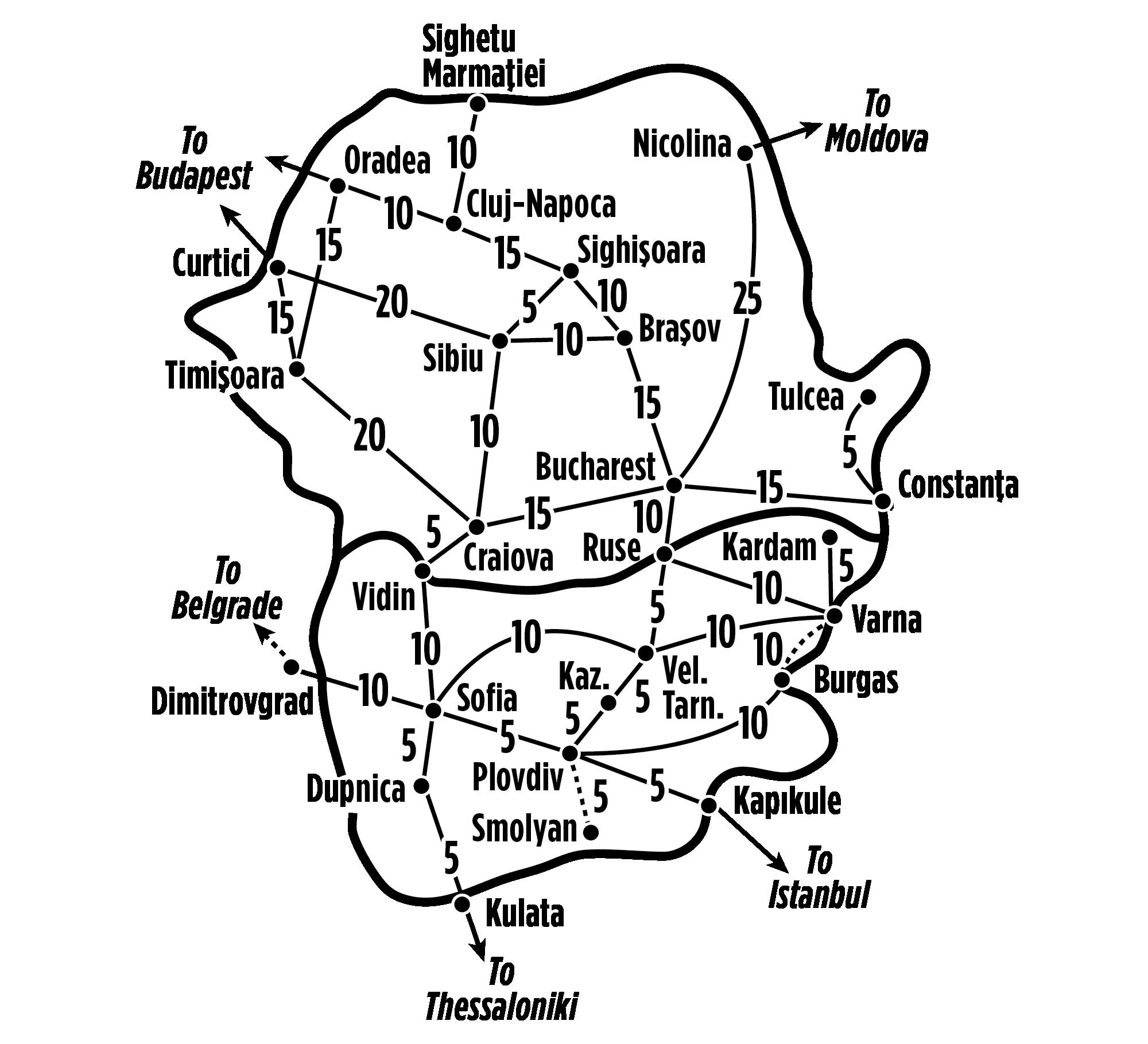 Train-Ticket Cost-Estimate Maps