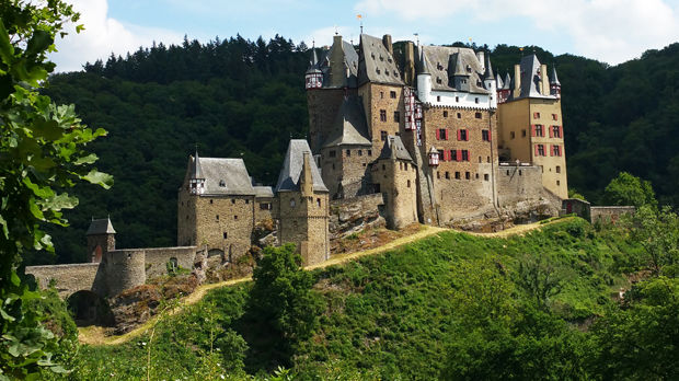 Burg Eltz, Mosel Valley, Germany