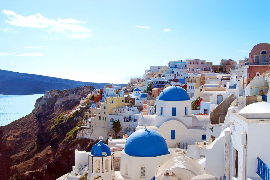 santorini travel guide resources  u0026 trip planning info by