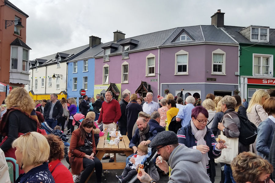 Dingle Food Festival, Dingle, Ireland