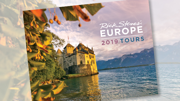 Rick Steves Tour Catalog