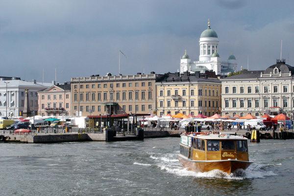 Harbor, Helsinki, Finland