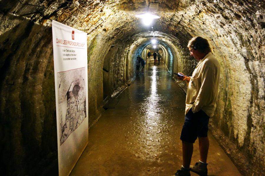 Fort Douaumont, near Verdun, France