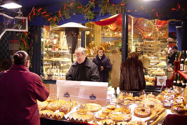 Christmas In France Food.Christmas In France By Rick Steves