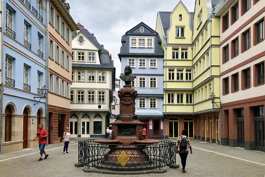 DomRömer Quarter, Frankfurt, Germany