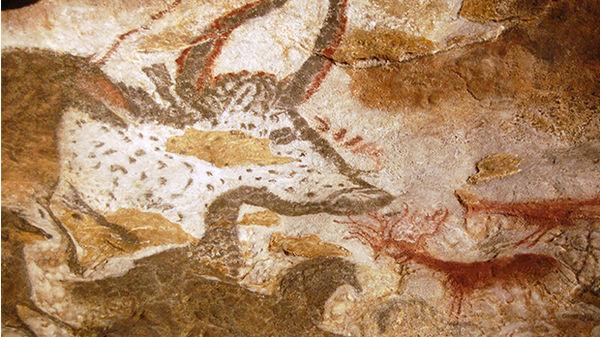 Cave painting, Lascaux, France