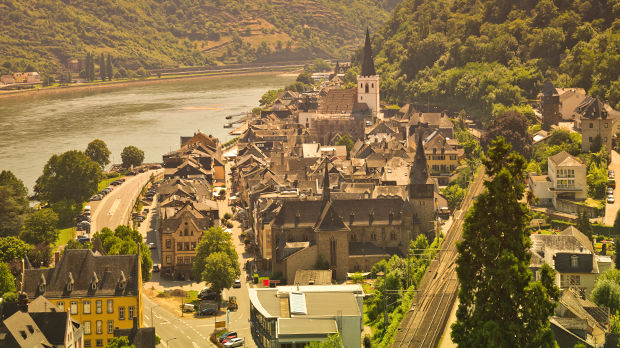 St. Goar, Germany