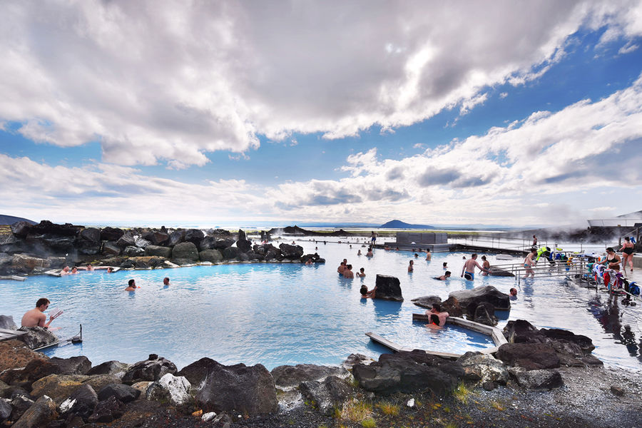 Mývatn Nature Baths, Iceland