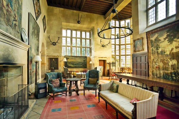 Stanway House, Stanway, England