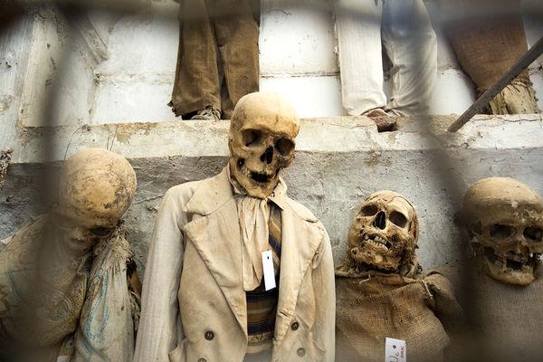 Capuchin Crypt, Palermo, Sicily, Italy