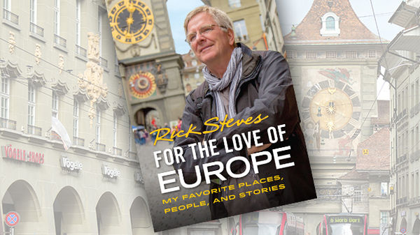 For the Love of Europe book cover