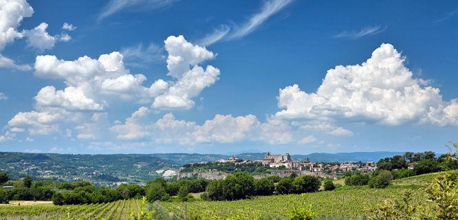 View of Orvieto, Italy