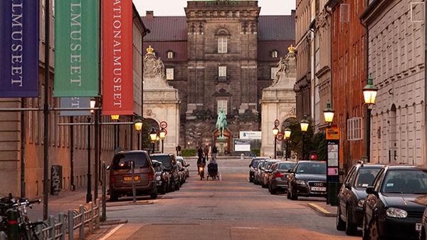 National Museum, Copenhagen, Denmark