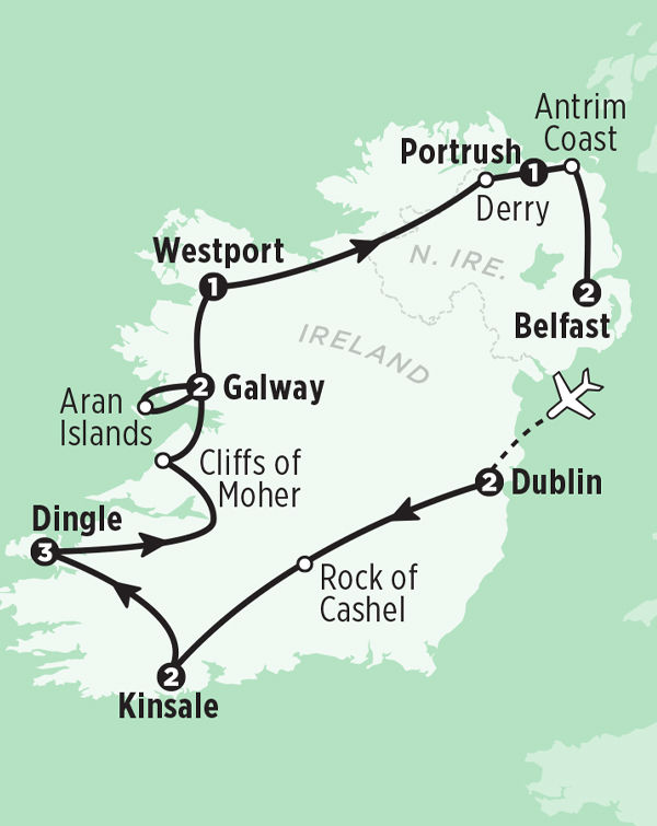 Ireland Tour The Best Of Ireland In 14 Days Rick Steves 2020 Tours
