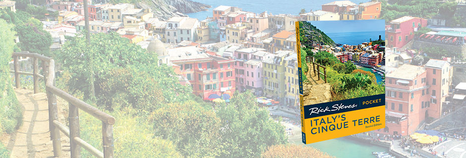 Rick Steves Pocket Cinque Terre Guidebook