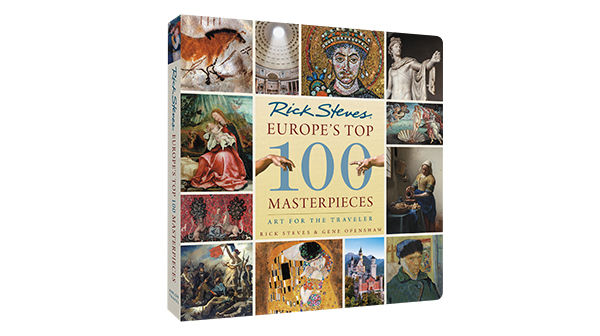 Rick Steves Europe's Top 100 Masterpieces book