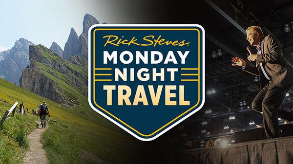 Monday Night Travel - Austrian and Italian Alps