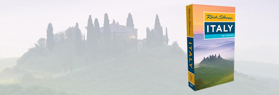 Rick Steves Italy Guidebook