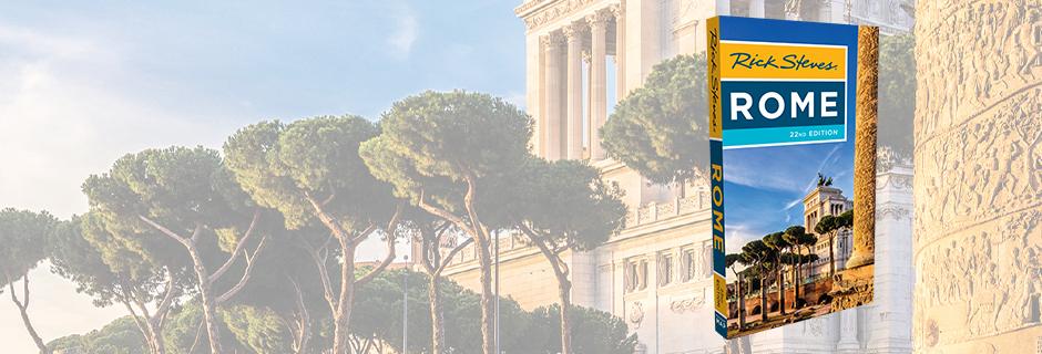 Rick Steves Rome Guidebook