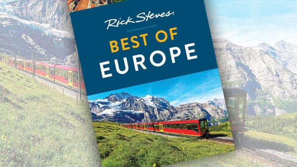 Rick Steves Best of Europe Guidebook
