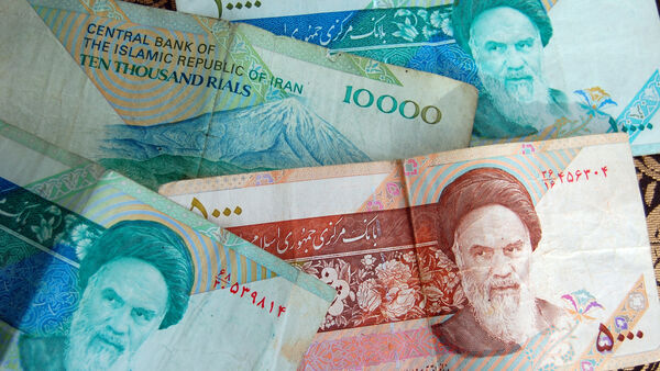Various bills of Iranian rial, Iran