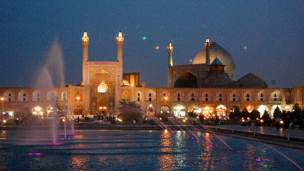Esfahan Great Mosque, Iran
