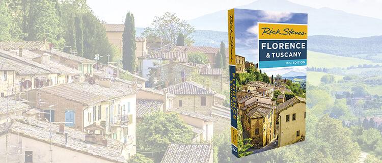 Rick Steves Florence & Tuscany Guidebook