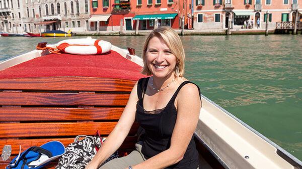 Colleen Murphy in Venice