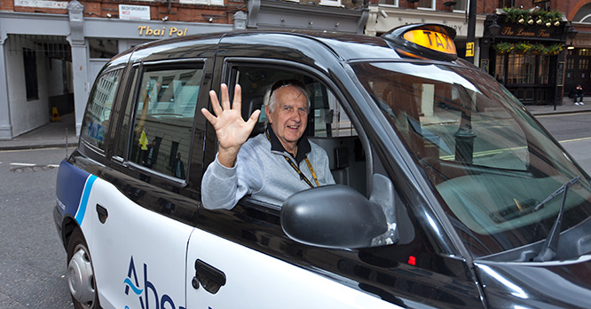 london-cabbie