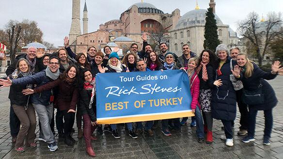 Tour in Turkey